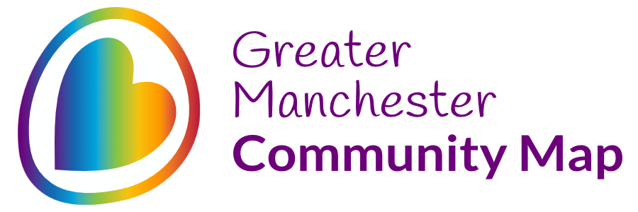 Greater Manchester Community Map